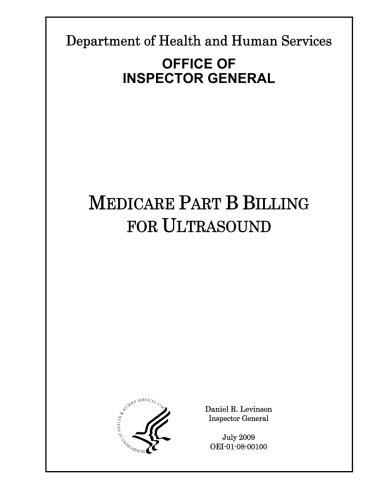 Medicare Part B Billing For Ultrasound