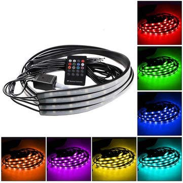 Stick 4' Green Glow (Led Decoration Light Strip - 1PCs)