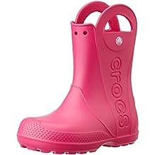 Crocs Kids Handle It Rain Boot  Boot
