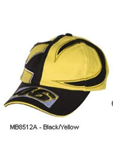 (Valentino Rossi #46 Bi-Color Logo Hat)