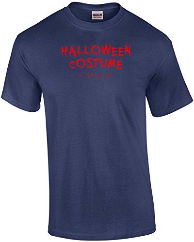 Halloween Costume I'm Fucking Broke T shirt Sarcastic Funny Halloween Adult Joke Clever Fun Tee ()