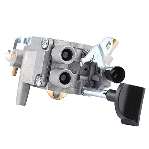 TOPINCN Reemplazo del carburador del soplador para Stihl BR500 BR550 BR600 (Zama C1Q-S183) Motor Cortacéspedes Partes Accesorios