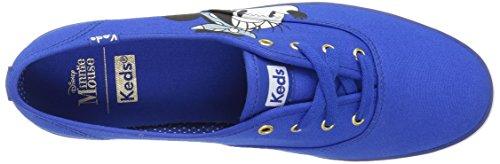 Fashion Champion Sneaker Minnie Blue Women's Keds Placement qZwIzx0