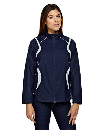 North End Venture Ladies' Mini Ottoman Lightweight Jacket>S CLASSIC NAVY 78167