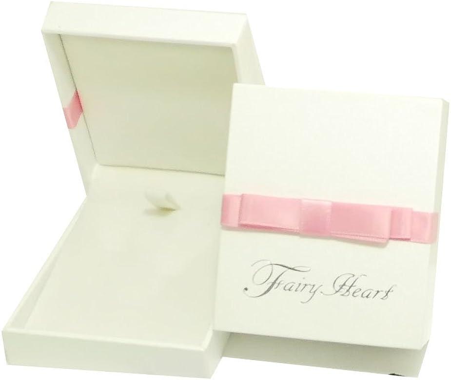 604d9a0824 Fairy Heart 新春豪華プレゼントギフト オープンハート ネックレス シルバー レディース プレゼント 人気カラー 2種類