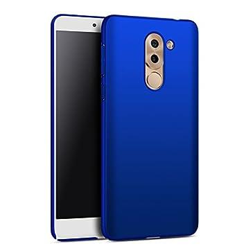 coque huawei honor 6x bleu