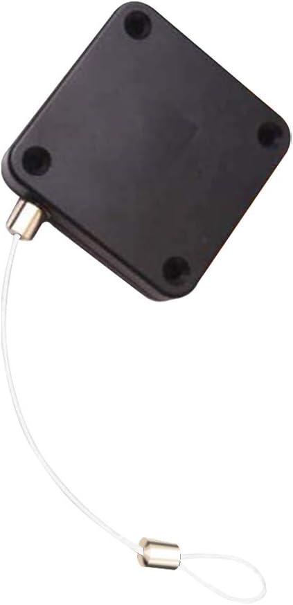 kexinda Más Cerca de la Puerta automática del Sensor Frente Puerta corredera Puerta telescópica retráctil Más Cerca, Blanca