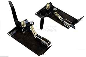 skid steer quick tach conversion adapter latch. Black Bedroom Furniture Sets. Home Design Ideas