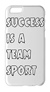 success is a team sport Iphone 6 plus case