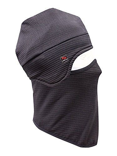 Seirus Innovation 8205 Fireshield Original Quick Clava Polartec Hat with pull down Balaclava - Fire Resistant (Fire Resistant Balaclava)