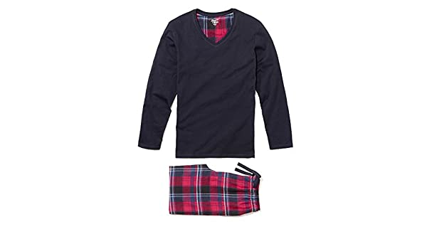 Celio VIPILOU - Pijama para hombre, color rojo, talla XX-Large: Amazon.es: Ropa y accesorios