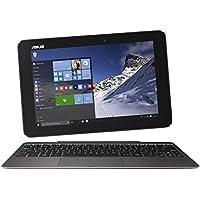 ASUS Transformer Book T100HA-C4-GR 10.1-Inch 2 in 1 Touchscreen Laptop (Cherry Trail Quad-Core Z8500 Processor, 4GB RAM, 64GB Storage, Windows 10), Gray (Certified Refurbished)