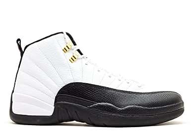 Amazon.com   Jordan Air 12 Retro Taxi Men's Basketball