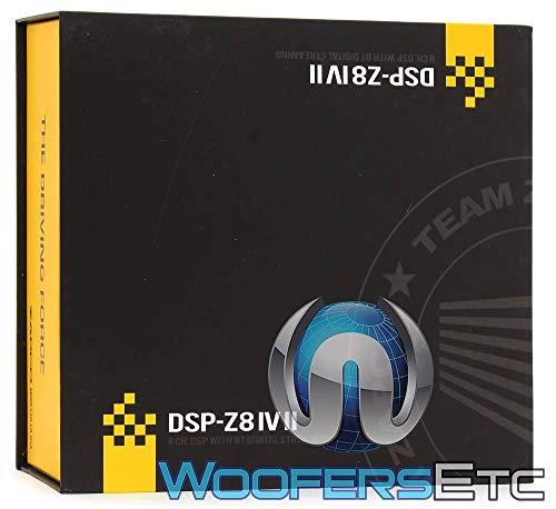 Zapco DSP-Z8 IV II 8-Channel Digital Sound Processor with Digital Streaming by Zapco (Image #1)