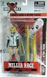 Guilty Gear X Millia Rage Action Figure Scale 1/12 by - Rage Guilty Gear Millia