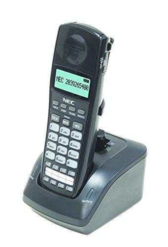 NEC NEC-730095 Dect 6.0 1-Handset 4-Line Landline Telephone ()