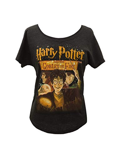 Out of Print Harry Potter and The Goblet of Fire Dolman Shirt Medium
