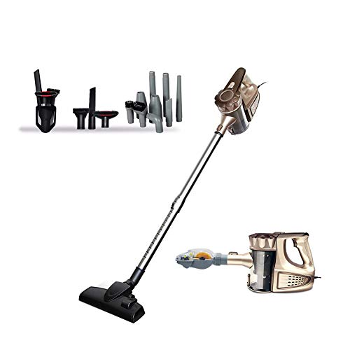 LFEWOX Stick Vacuum,2 in 1 Handheld Ultra-Light Upright Corded with High Power 17000Pa Cord-Free Hand Vac Washable & Wall-Mount for Home Pet Hair (Best Technology To Switch From Mainframe)