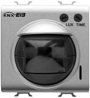 Gewiss GW14786 Sensor infrarrojo pasivo (PIR) Alámbrico Titanio detector de movimiento - Sensor de movimiento (Sensor infrarrojo pasivo (PIR), Alámbrico, Titanio): Amazon.es: Bricolaje y herramientas