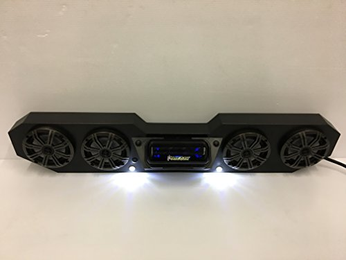 RANGER XP RGB Boss Bluetooth Deck with AUX/3.5mm input, USB, SD, Bluetooth by Galena (Image #1)