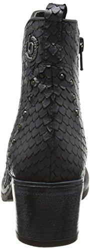 Boots Chelsea Black V75391gr Bugatti 100 Schwarz Women's Ewtxv