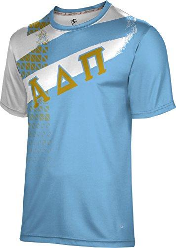 (ProSphere Alpha Delta Pi Men's Performance T-Shirt (Structure) B8484 (Medium))