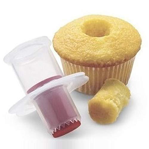 Corer Plunger Cutter Pastry Cake Decorating Divider Filler Mode BS88 ETS88 ()