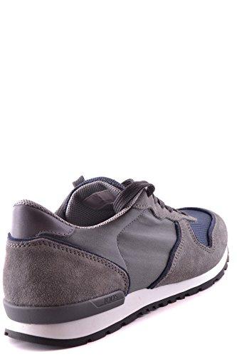 Under Armour Sneakers Uomo 7712739510942 Tessuto Grigio/Nero