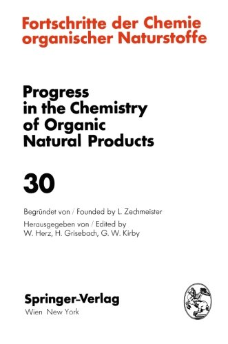 Fortschritte der Chemie Organischer Naturstoffe/Progress in the Chemistry of Organic Natural Products (German and English Edition)