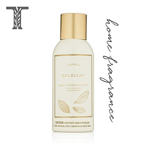 Leaf Thymes Gold - Thymes Goldleaf Home Fragrance Mist 3 oz