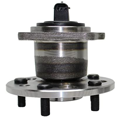 Brand New Rear Wheel Hub and Bearing Assembly for 1998-03 Toyota Sienna 5 Lug W/ABS 512041: Automotive