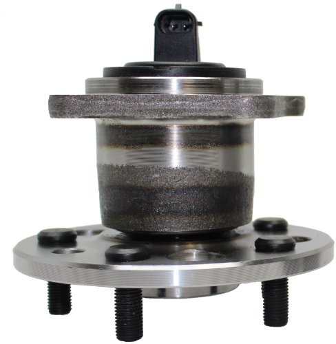 Brand New Rear Wheel Hub and Bearing Assembly for 1998-03 Toyota Sienna 5 Lug W/ABS ()