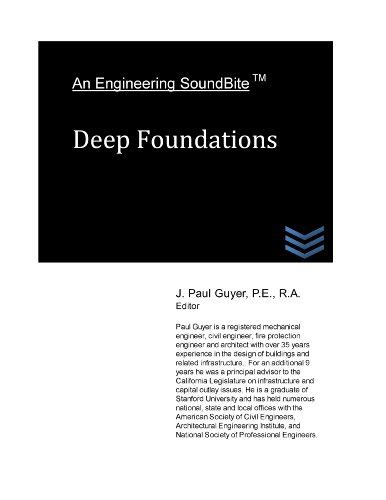 Deep Foundations (Engineering SoundBites)