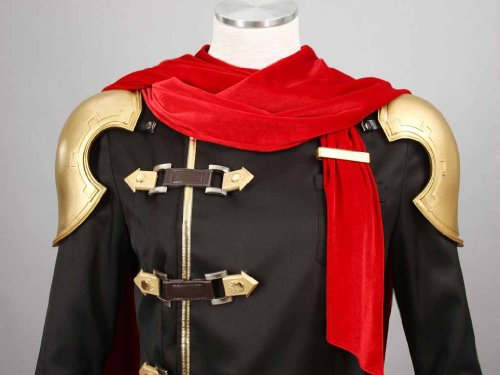 Dream2Reality Final Fantasy Type-0 Cosplay Kostuem – The Suzaku magic academy Deuce's Special Scarf