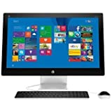 "HP 27-Inch ouchScreen Desktop Computer (Intel Gen 6 i7-6700T up to 3.6 GHz, 16GB RAM, 1TB HDD, 27"" WLED IPS FHD 1080p Display, AMD R7 A360 4GB Graphics, FHD Webcam, Win 10)"