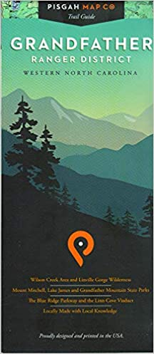 Western North Carolina Trail Guide: Grandfather Ranger ...