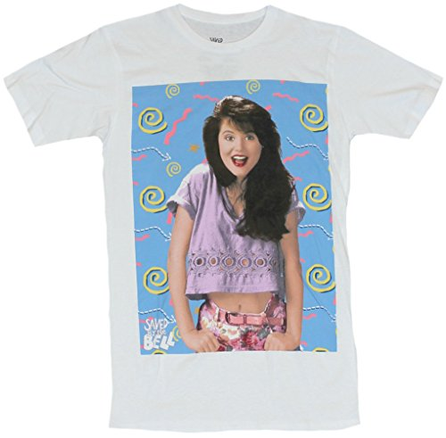 Mens T-Shirt - Kelly Kapowski XXL Size Only