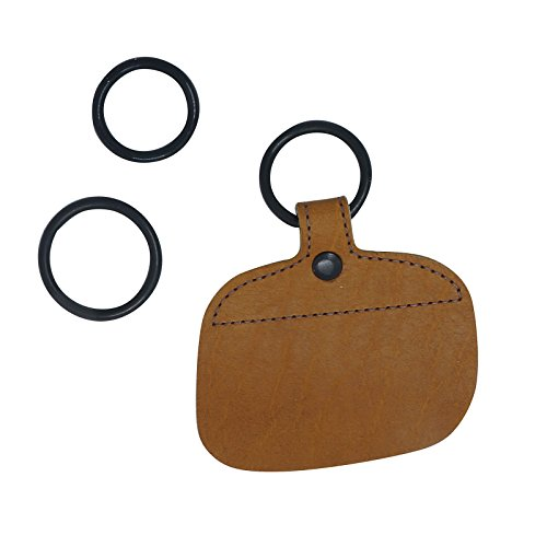 Serious Archery Large American Bison 3-Under O-Ring Tab Left-Handed