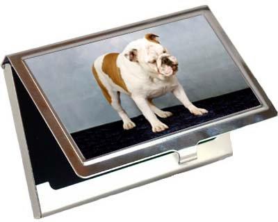 Bulldog Business Card / Credit Card - Business Card Bulldog