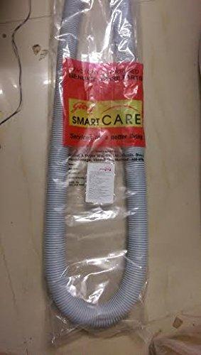 Godrej Double Cylinder Washing Machine Water Waste Drain Hose Pipe , 1.3 m Length (Grey)