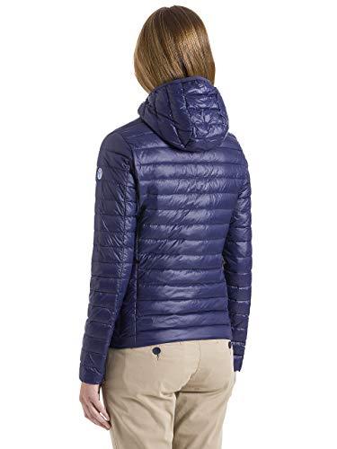 Slim Femmes North In De Xs Sails À Légère Polyamide Fit Bleu Capuche Veste xBqAY45wq