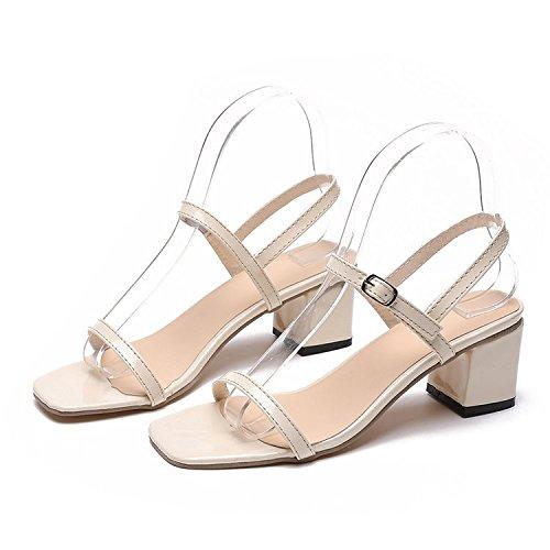 Donyyyy Zapatos de mujer sandalias de verano Thirty-six