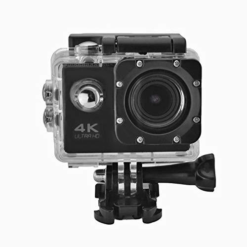 Sala-Deco - 4K Action Camera Original F60 Remote WiFi 2.0inch LCD 1080P 170D Lens Helmet Underwater Waterproof Camcorder