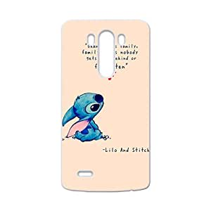 Lovely small blue rabbit Cell High Quality Phone Case for LG G3