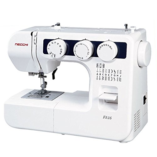 Necchi FA16 Mechanical Sewing Machine with Exclusive Bonus Bundle