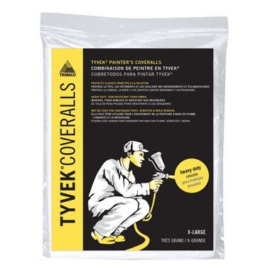 Trimaco Painters Coverall Tyvek X Large
