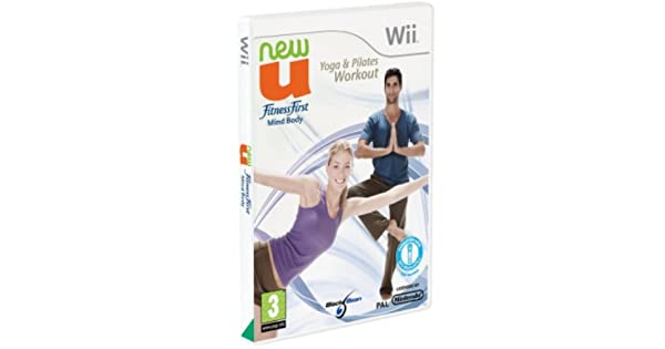 New U:Yoga Pilates Workout Wii Esp: Amazon.es: Videojuegos