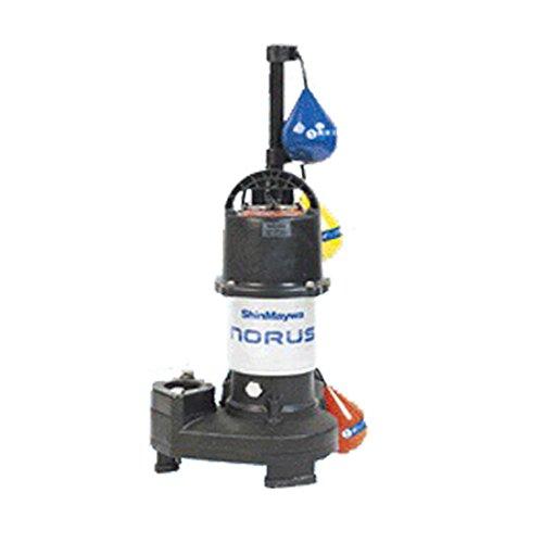 新明和工業水中ポンプ CRS321WSーF32 0.1KW 単相100V自動交互型 高機能樹脂製軽量水中ポンプ B01AKYFQEU