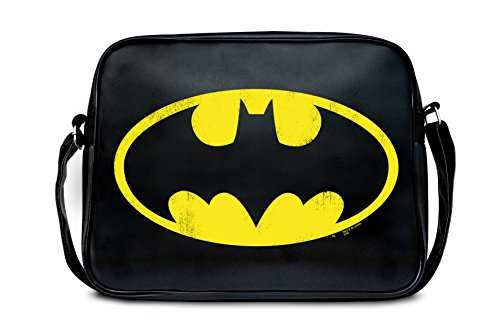 Tienda Barata Para Clásico De La Venta Barata Borsa a tracolla Batman Logo - DC Comics - Borsa - Supereroe - negro - design originale concesso su licenza - LOGOSHIRT La Venta De La Fábrica fpcUOhn