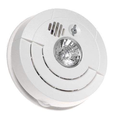 Amazon.com: First Alert SA150B Hall & Stairway Smoke & Fire Detector by First Alert: Kitchen & Dining